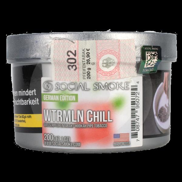 Social Smoke 200g - Wtrmln Chill