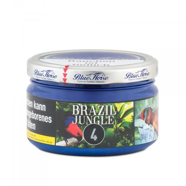 Blue Horse Tobacco 200g - Brazil Jungle (4)