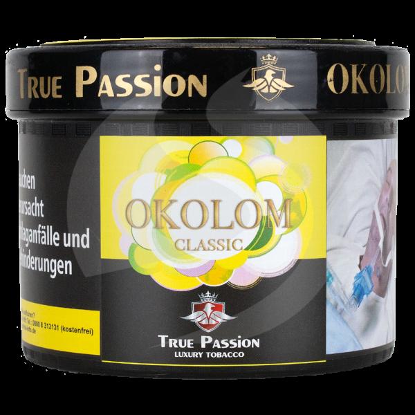 True Passion Tobacco 200g - Okolom Classic