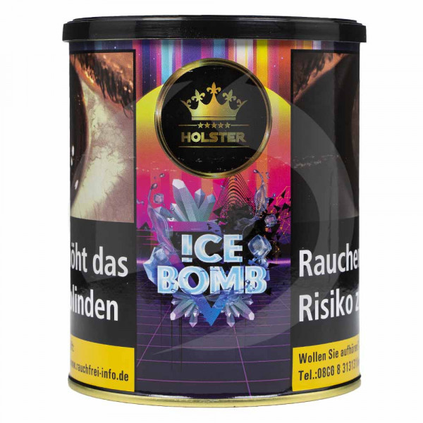 Holster Tobacco 1kg - !ce Bomb