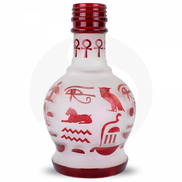 Aladin Ersatzglas - Egyptian Red
