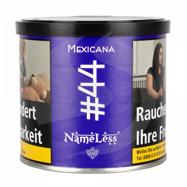 NameLess Tobacco 200g - #44 Mexicana