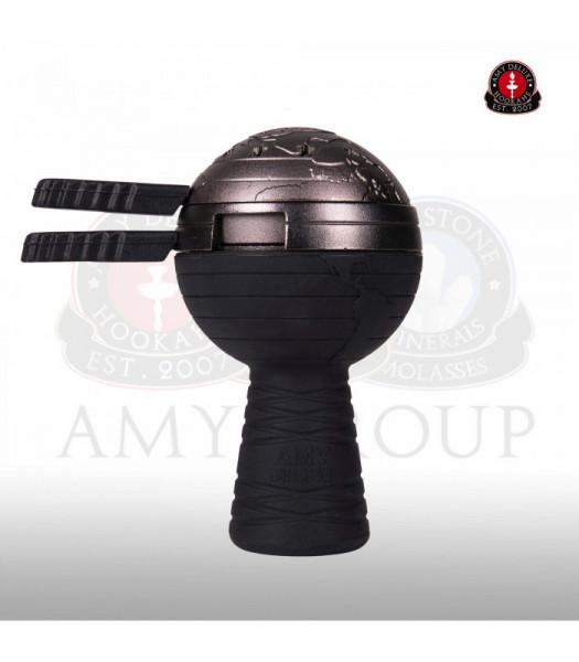 AMY Silikon Globe Set - Black