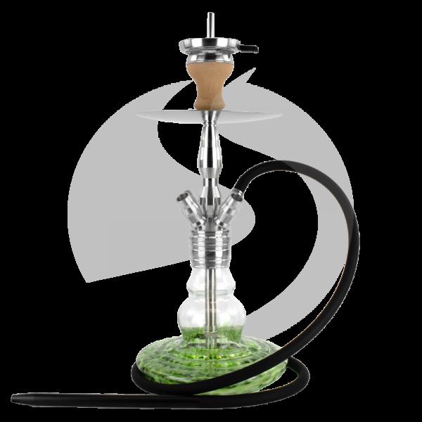 Genesis Shisha 450-01 - Green