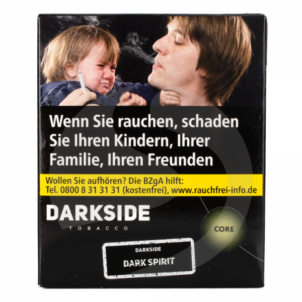 Darkside Tobacco Core 200g - Dark Spirit