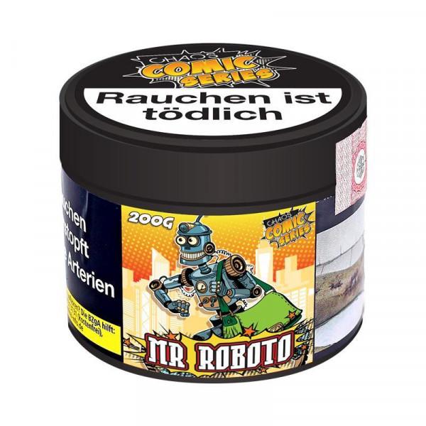 Chaos Comic Series 200g - Mr Roboto