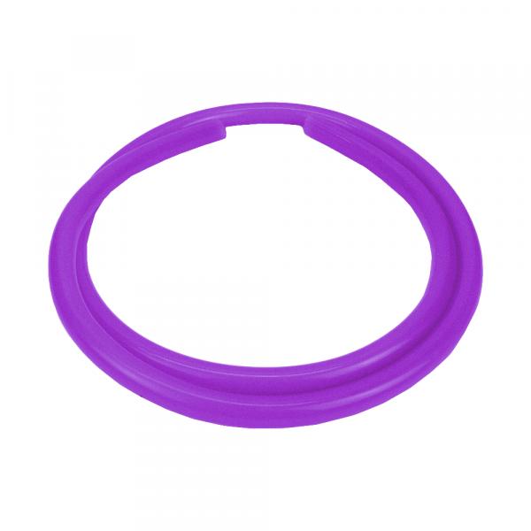 Silikonschlauch Matt - Violett
