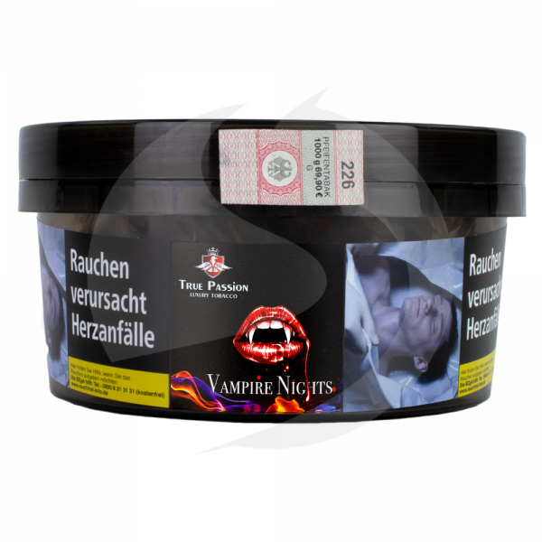 True Passion Tobacco 1kg - Vampire Nights