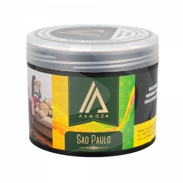 Aamoza Tobacco 200g - Sao Paulo