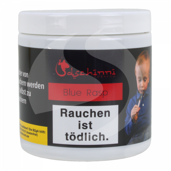 Dschinni Tobacco 200g - Blue Rasp