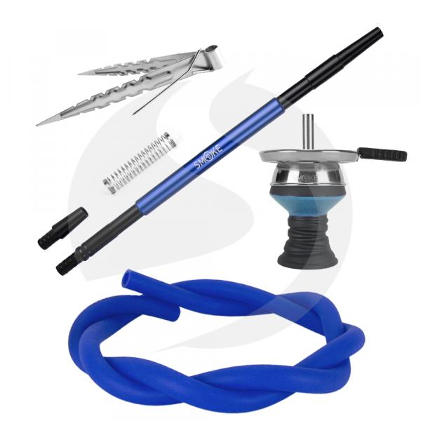 Smoke2u Komplett Set - Blau