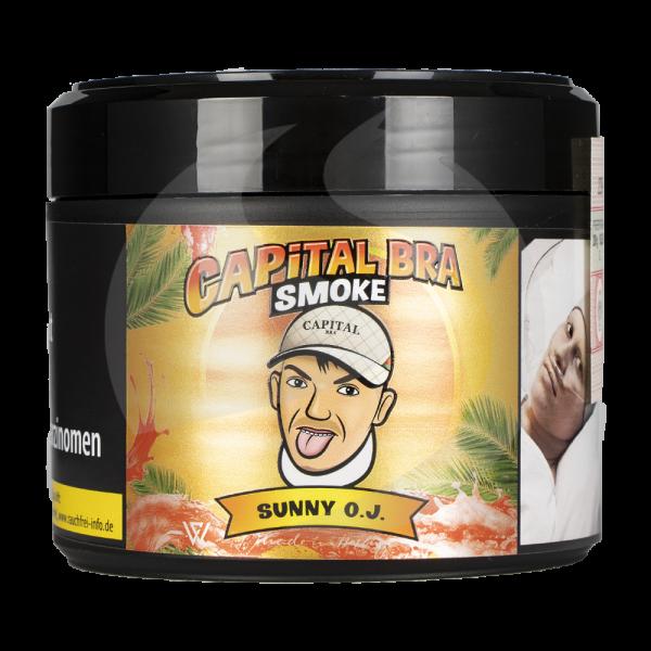 Capital Bra Smoke 200g - Sunny O.J.