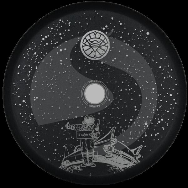 ALPHA Hookah Designed Kohleteller - Mars