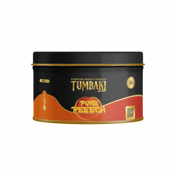 Tumbaki Tobacco 200g - Pure Peeech