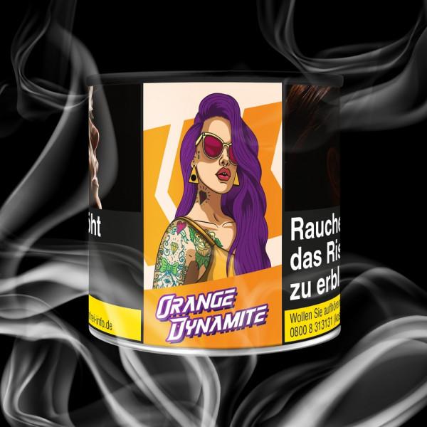 Moments of Ecstasy Tabak 200g - Orange Dynamite