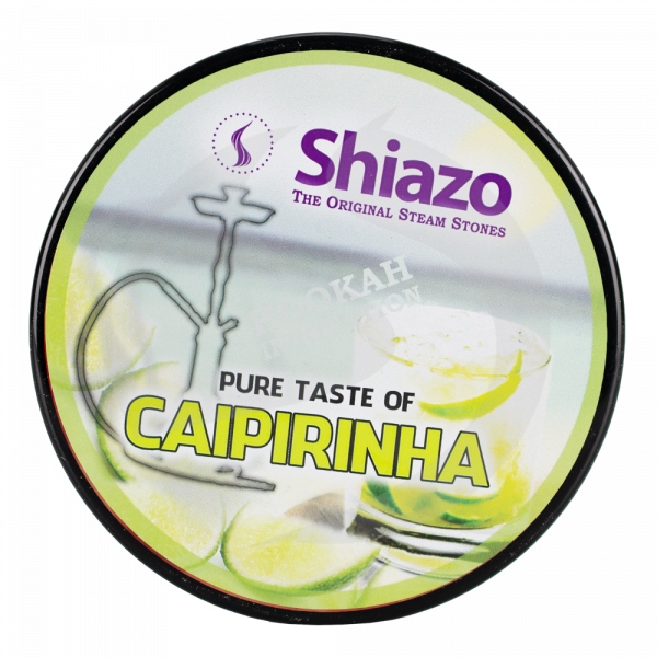 Shiazo Dampfsteine 100g - Caipirinha