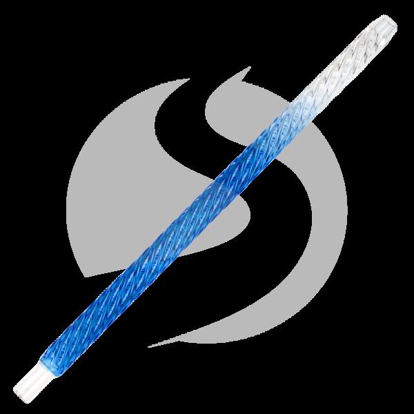 Shisha King Glasmundstück - Blau