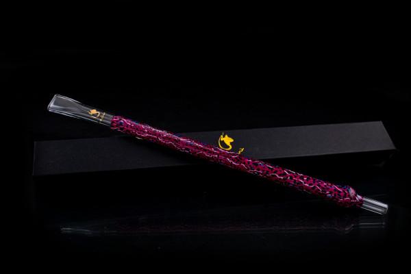 Dschinni Glasmundstück Flatline - Army Pink