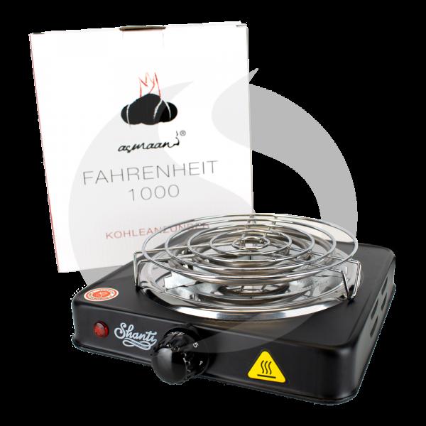 Asmaan Fahrenheit Anzünder - 1000W