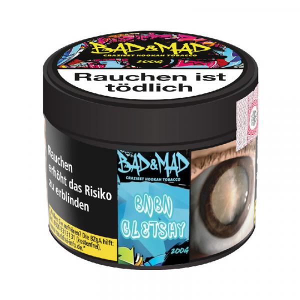 Bad & Mad Tobacco 200g - BN BN Gletshy