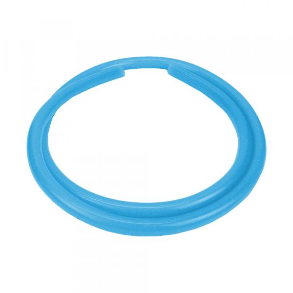 Silikonschlauch Matt - Sky Blue