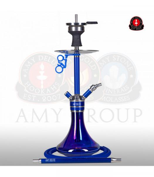 Amy Deluxe SS21.02R - Blau/Blau