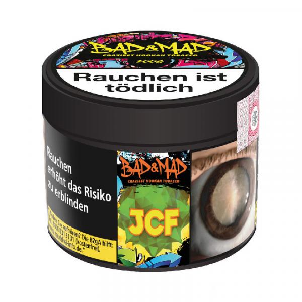 Bad & Mad Tobacco 200g - JCF