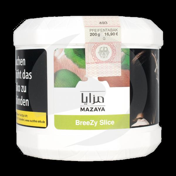 Mazaya Tabak 200g - BreeZy Slice