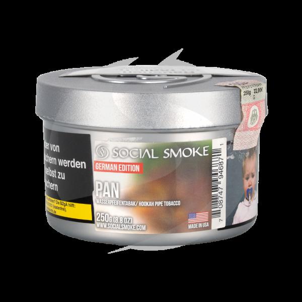 Social Smoke 250g - Pan