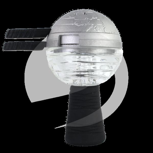 AMY GlaSi Globe Set - Silver