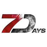 7 Days Tabak Platin 200g - Cherr