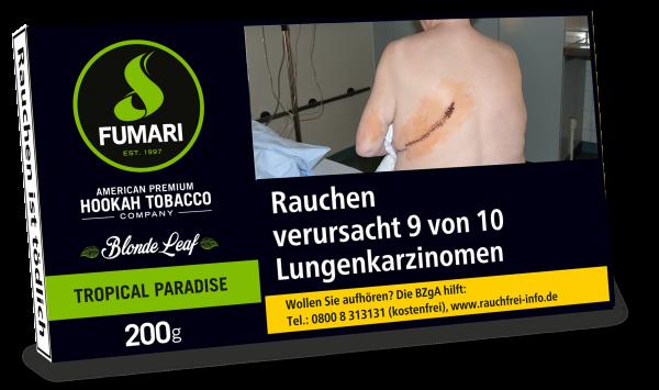 Fumari Tobacco 200g - Tropical Paradise