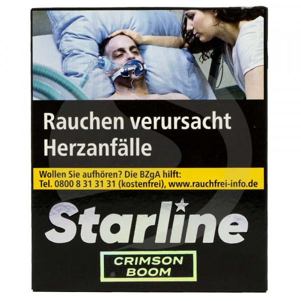 Starline Tobacco 200g - Crimson Boom