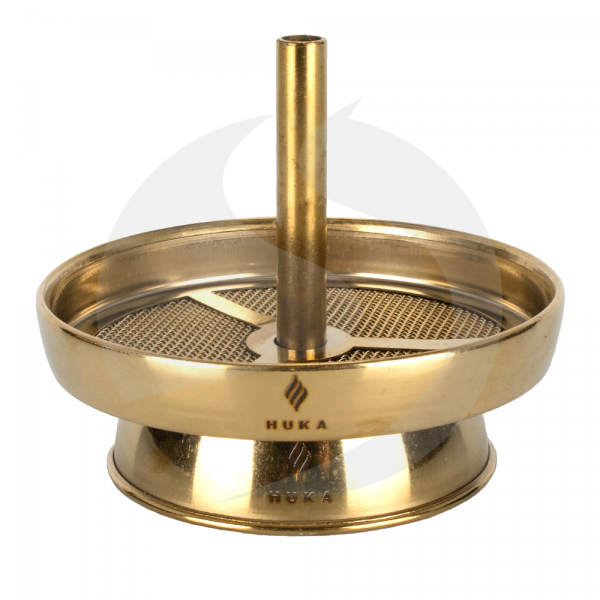 Huka Phönix Kaminaufsatz - Gold