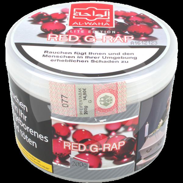 Al Waha 200g Dose - Red Grap
