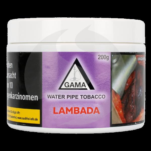 Gama Tobacco 200g - Lambada (Cold Grap)