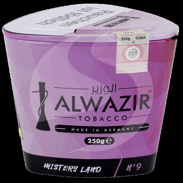Al Wazir Tobacco 250g - No. 09 Mistery Land