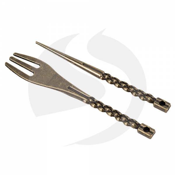 Kopfbau Set Gold/Bronze