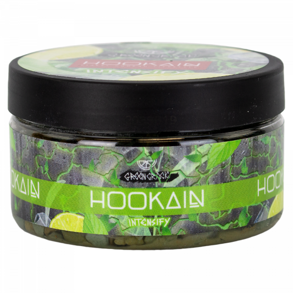 Hookain Intensify Stones 100g - Green Crack