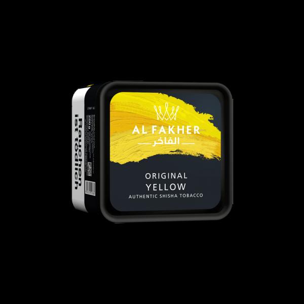 Al Fakher Tobacco 200g - Yellow