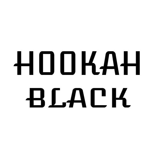 Hookah Black