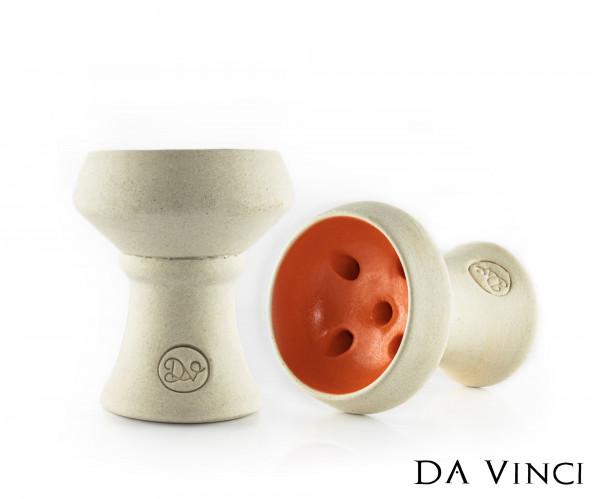 Da Vinci - Steinkopf 2.0 White/Orange