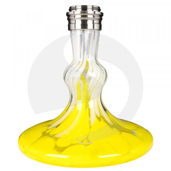 Ersatzglas Octopuz Nautiluz - White/Yellow