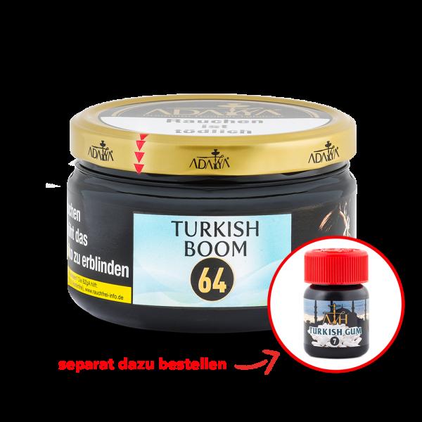 Adalya Tabak 200g Dose - Turkish Boom (64)