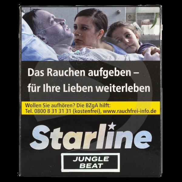 Starline Tobacco 200g - Jungle Beat