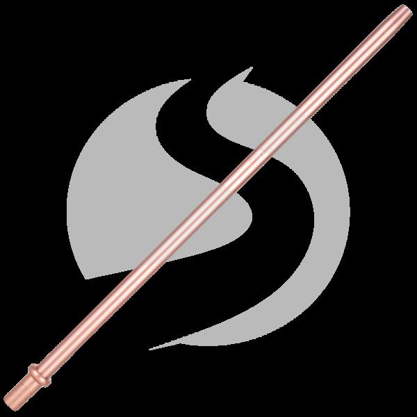 AO Hookah Alumundstück Slim Liner - Rose Gold Matt