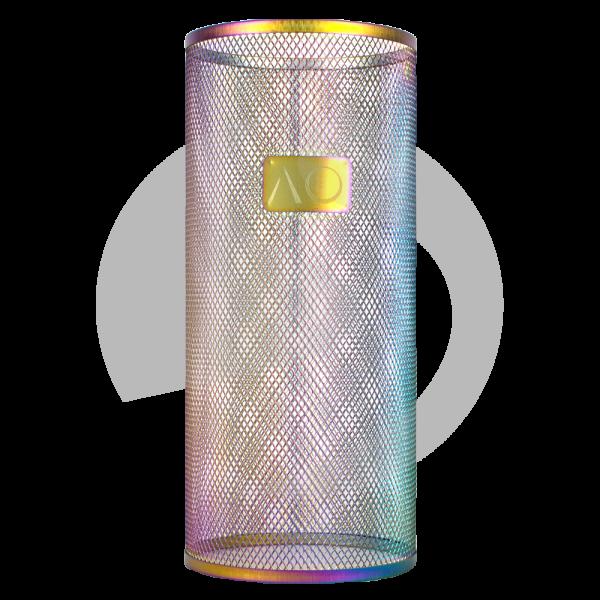 AO Windschutz Laminator - Rainbow
