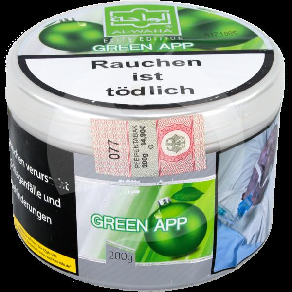 Al Waha 200g Dose - Green App