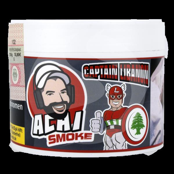 Achi Smoke 200g - Captain Libanon