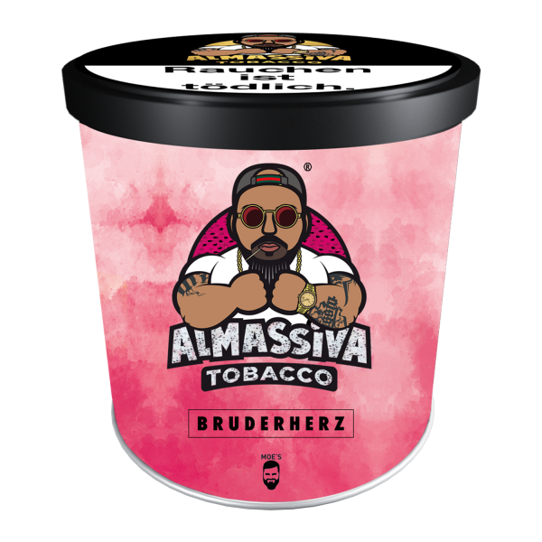 ALMASSIVA Tobacco 200g - Bruderherz